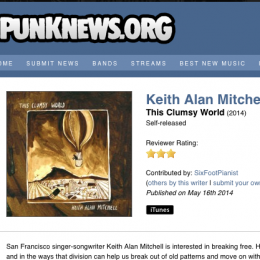 Thanks PunkNews!