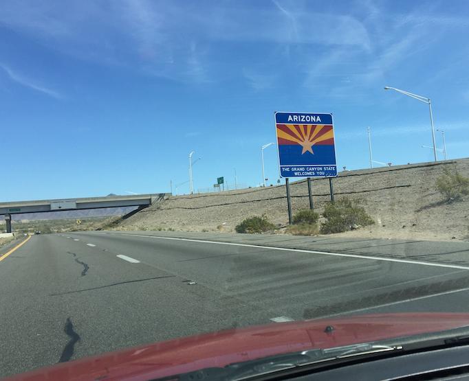 Thank you Arizona!